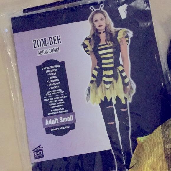 Zom-bee Costume